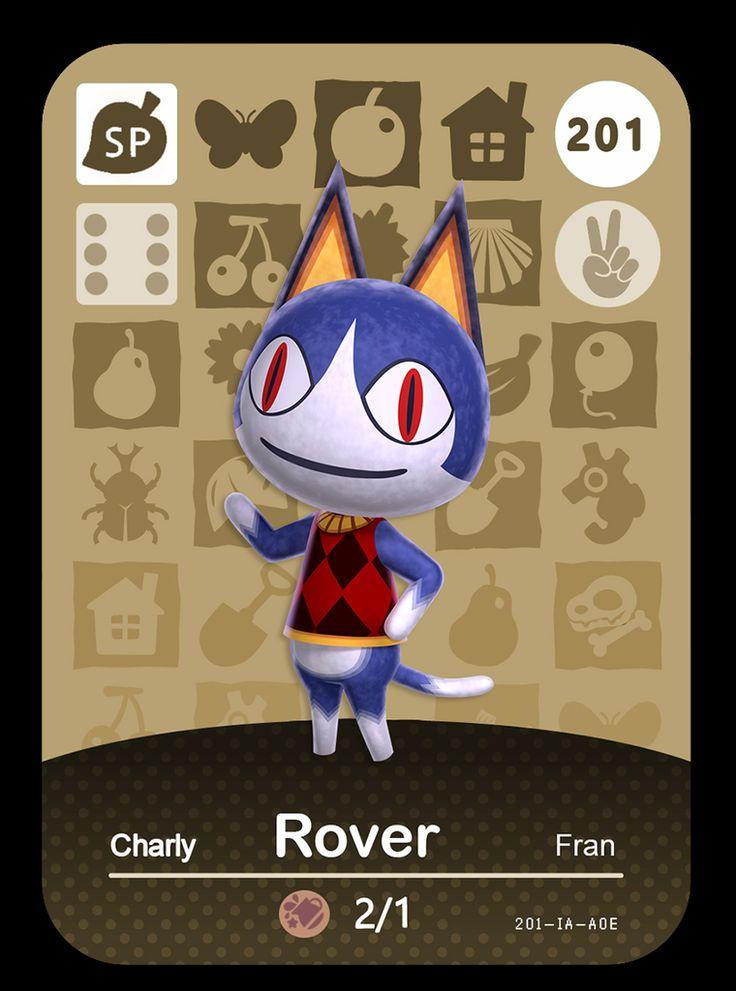 Animal Crossing Custom Made Amiibo Cards Series 3
