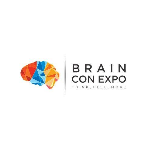 Logo for state-of-the-art nonprofit!  Help revolutionize Brain Con Expo Design by bitdesigns