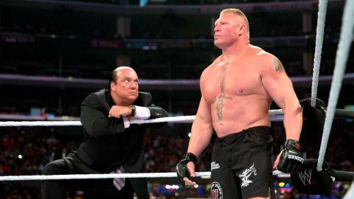 Shane McMahon returns to WWE as Jim Harbaugh looks on from... #ShaneMcMahon: Shane McMahon returns to WWE as Jim Harbaugh… #ShaneMcMahon