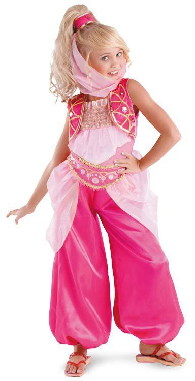 Kids Genie Barbie Costume Gypsy Costumes - Mr. Costumes