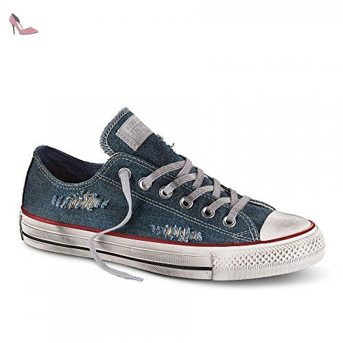 CONVERSE Star Player Ox Chaussure Unisexe - Taille 37.5 - GRIS 9qU3cu6yxe