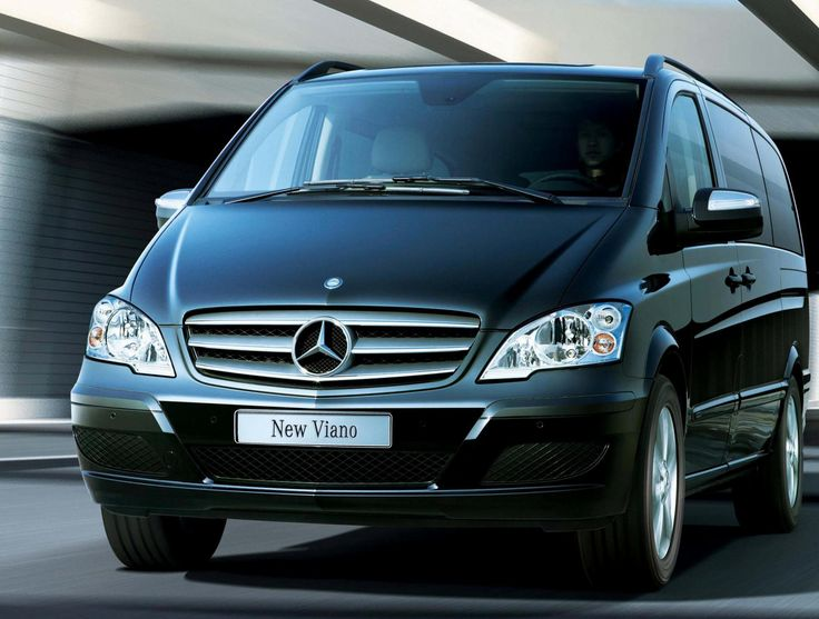 Mercedes Viano (W639) tuning - http://autotras.com