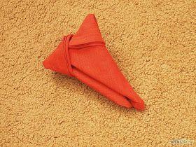 Πώς να διπλώσετε μία πετσέτα σε σχήμα λαγουδάκι!