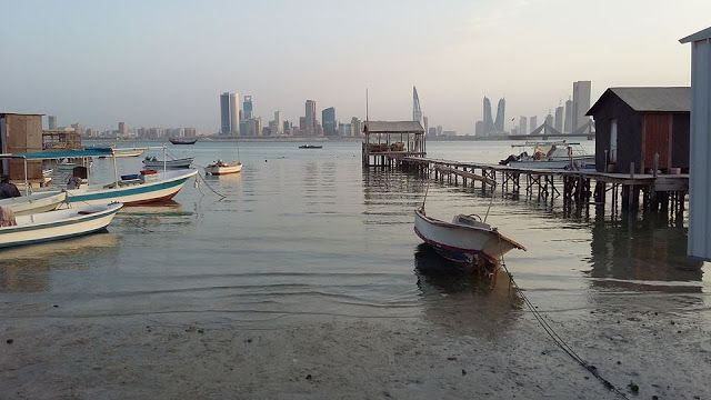 My Graced Journey: Teaching ESL in Saudi Arabia: Bahrain trip
