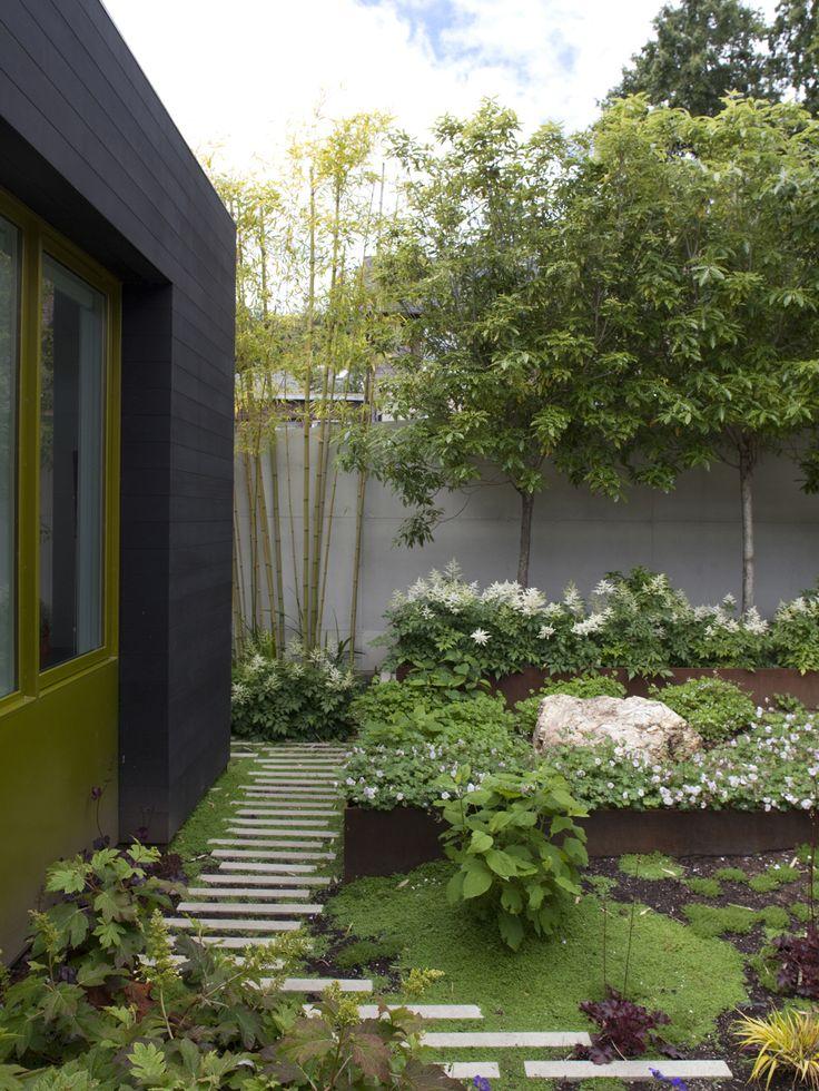 361 best images about corten on pinterest gardens water for Garden design mill valley