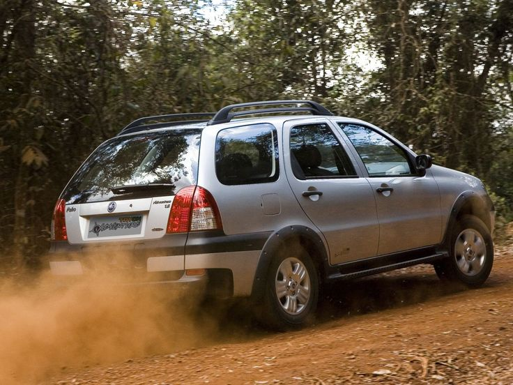 "Fiat Palio ""Try On"" Adventure (178) '2006"