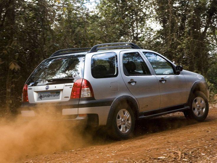 "Fiat Palio ""Try On"" Adventure (178) '2006"