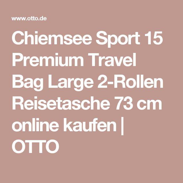 Chiemsee Sport 15 Premium Travel Bag Large 2-Rollen Reisetasche 73 cm online kaufen | OTTO