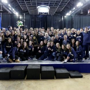 College fencing: Notre Dame wins ninth national championship - NCAAW News