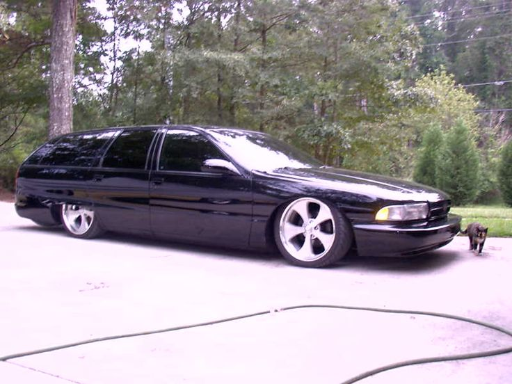 17 Best Images About 91 96 Caprice Custom Wagons On