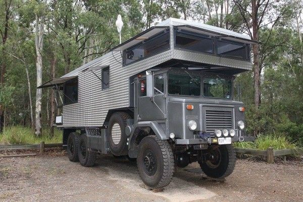 BETTER THAN A BED-SIT ... pictures of really cool mobile homes/campervans - Page 82