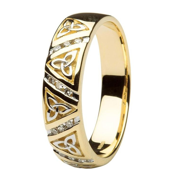 1000 images about celtic wedding rings on
