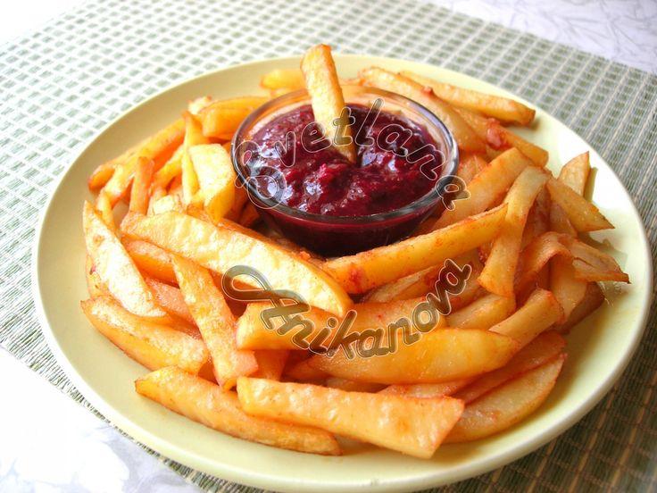 Многие из нас любят картофель Фри, приобретенный в местах быстрого питания, несмотря на то, что он очень вреден для нашего здоровья. Я предлагаю рецепт картофеля Фри в духовке, приготовленного с мини…