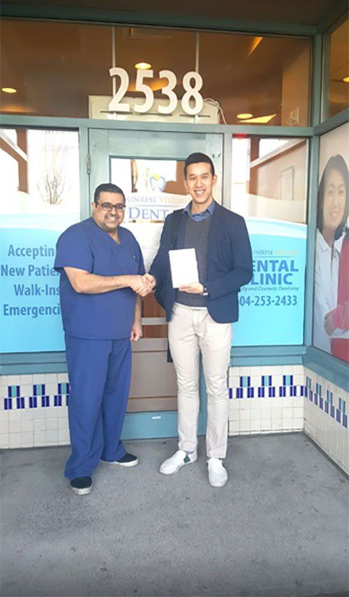 vancouver dentist promotion