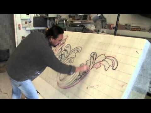 "A set designer gives tips and tricks when working with foam. Great DIY illusions for the home... (""ILLUSION, MICHEAL!"")"