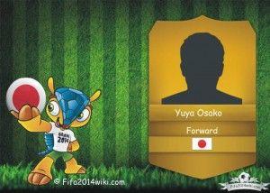 Yuya Osako - Japan Player - FIFA 2014
