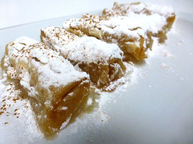 Νηστίσιμο μηλοπιτάκι | ION Sweets