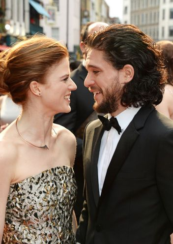 Game of Thrones Costars Kit Harington and Rose Leslie Just Confirmed Their Real-Life Romance