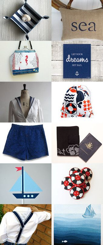 Join the Navy by Anna Cull on Etsy