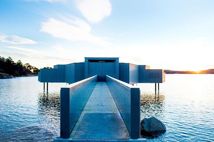 Bada i stil i Karlshamn | himlamycketsverige