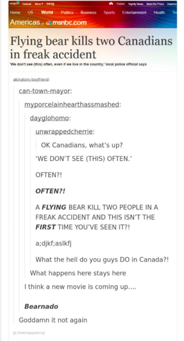 30 Funny Pictures from Canada