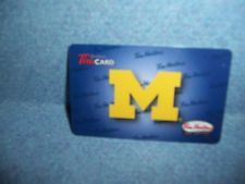 Michigan Tim Card