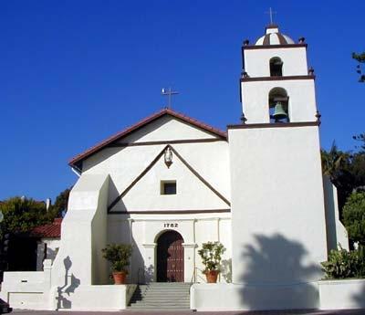 Mission San Buenaventura -Ventura
