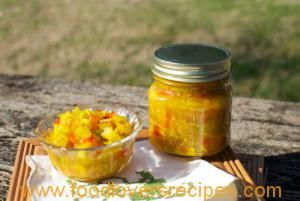 OLD-FASHIONED CHOW CHOW RELISH