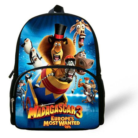 12-inch Mochilas Infantis Toy Story Backpack Woody Roundup Horse For Kids Age 1-6 Cartoon Toy Story School Bag Children Boys