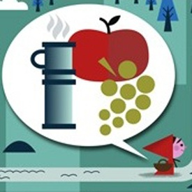 Brothers Grimm Honored With Interactive Google Doodle | article by PC Mag