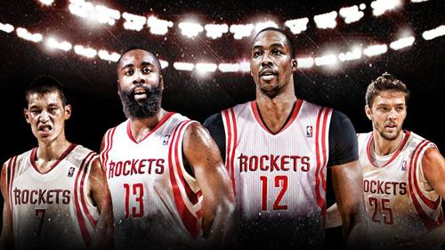 Houston Rockets 7 Games Preseason Schedule 2013