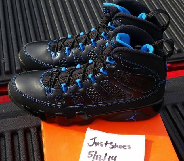 """Jordan 9 Retro """"Black Bottoms"""" (2013)"""