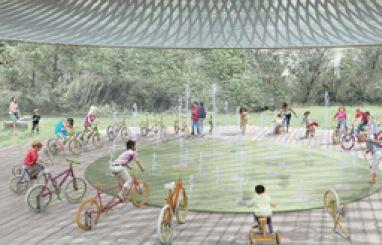 Expo 2015 - Children Park - energia a pedali