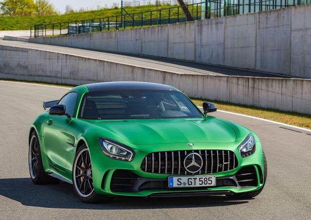 AutoNewCarsBlog: 2017 Mercedes-Benz AMG GT R