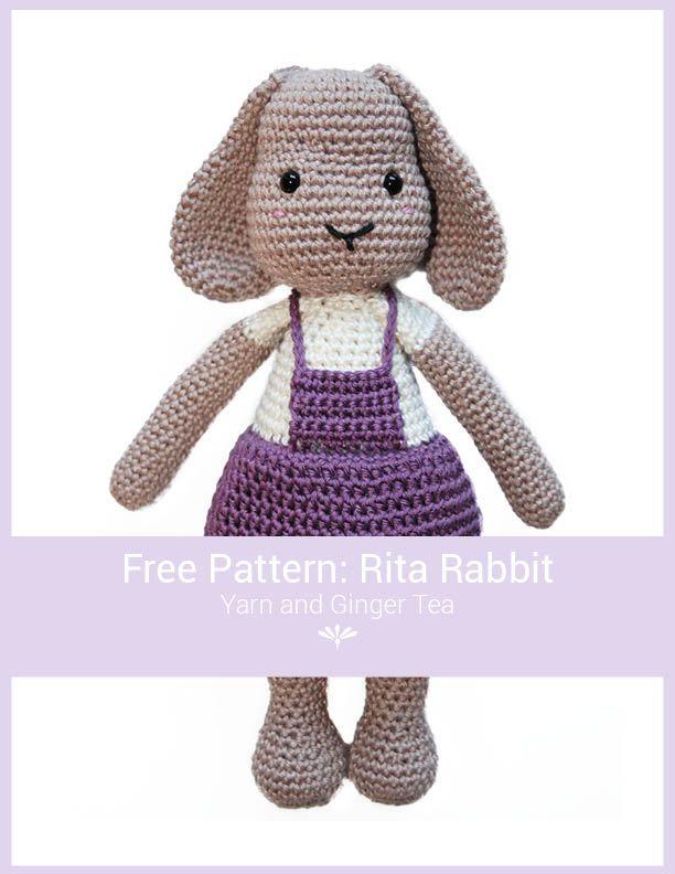 Na een tijdje uitproberen, proef-konijnen (haha) maken en perfectioneren is Konijn Rita dan eindelijk af! Nog niet zo lang geleden ben ik begonnen met het ontwerpen van eigen patronen en ik moet ze…