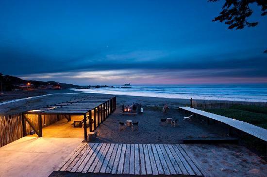 Hotel Surazo - Matanzas, Chile