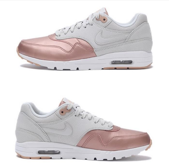 nike air max 1 red bronze leaf