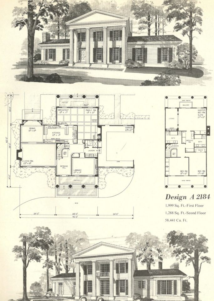 Best 25+ Vintage house plans ideas on Pinterest | Bungalow floor ...