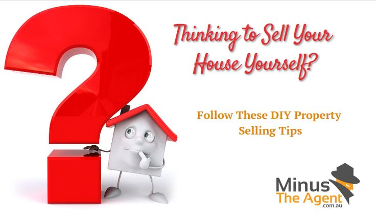Thinking of selling your property yourself? Here are a few tips that might be helpful to you in making a deal.