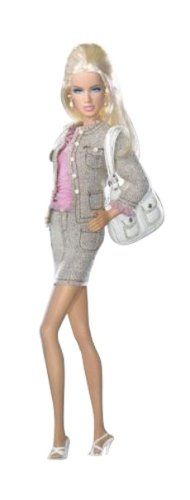 Fall 2005 Barbie Model of the Moment, Daria Shopping Queen Doll – Gold Label, Barbie Collector (1 Each) toys4mykids.com