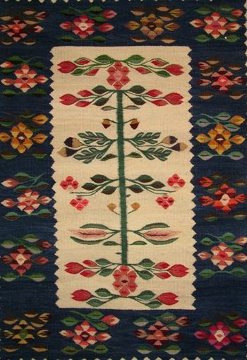 FLORA AND FAUNA COLLECTION RUG