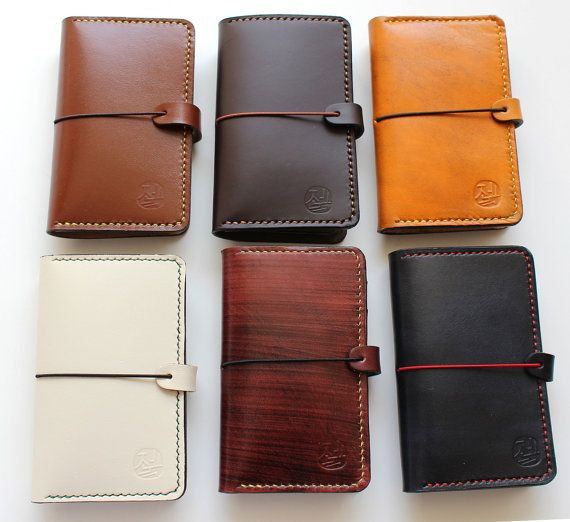 HandStitched iPHONE 4 / 4s WALLET with Silicone by zenokleather, $60.00