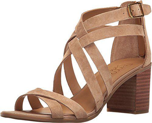 Franco Sarto Women's Hachi Dark Sand Shoe Franco Sarto-$44.99