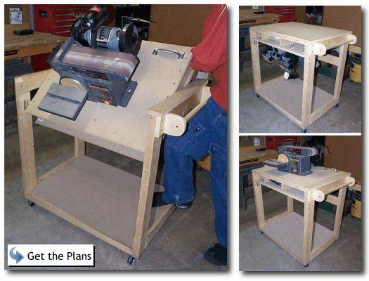 Flip Top Work Bench Plans Bench Plans Workshop Design