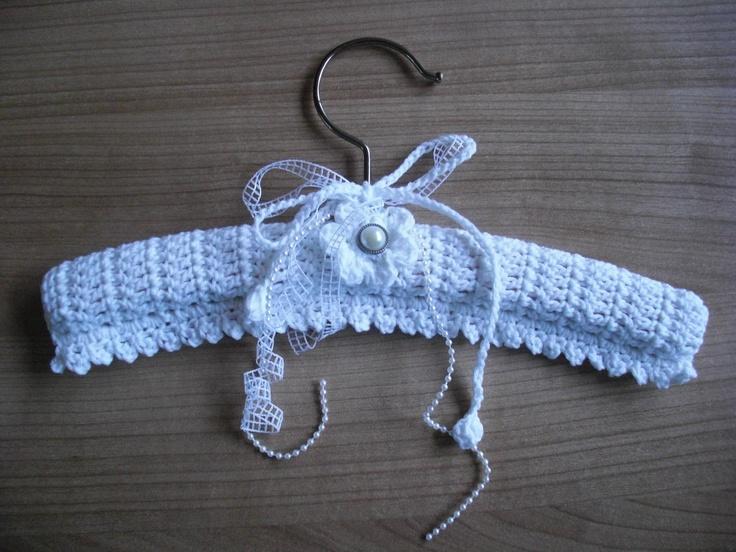 Knitting Coat Hangers : Beste afbeeldingen over haken hangers crochet