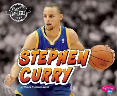 Presents the life of professional basketball athlete Stephen Curry in an introductory biography with a timeline and photos--