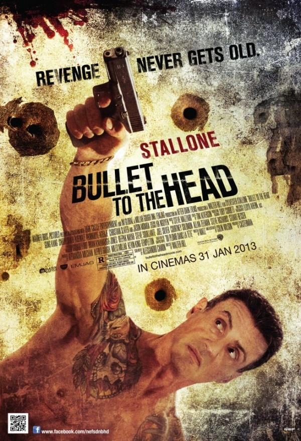 回答问题送《BULLET TO THE HEAD》的精美限量版电影周边产品!