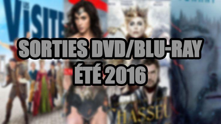 Les sorties DVD/Blu-Ray du mois de l'été 2016 - Cinéma