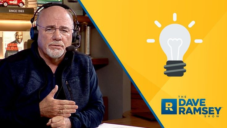 YOU Control YOU! – Dave Ramsey Rant – YouTube
