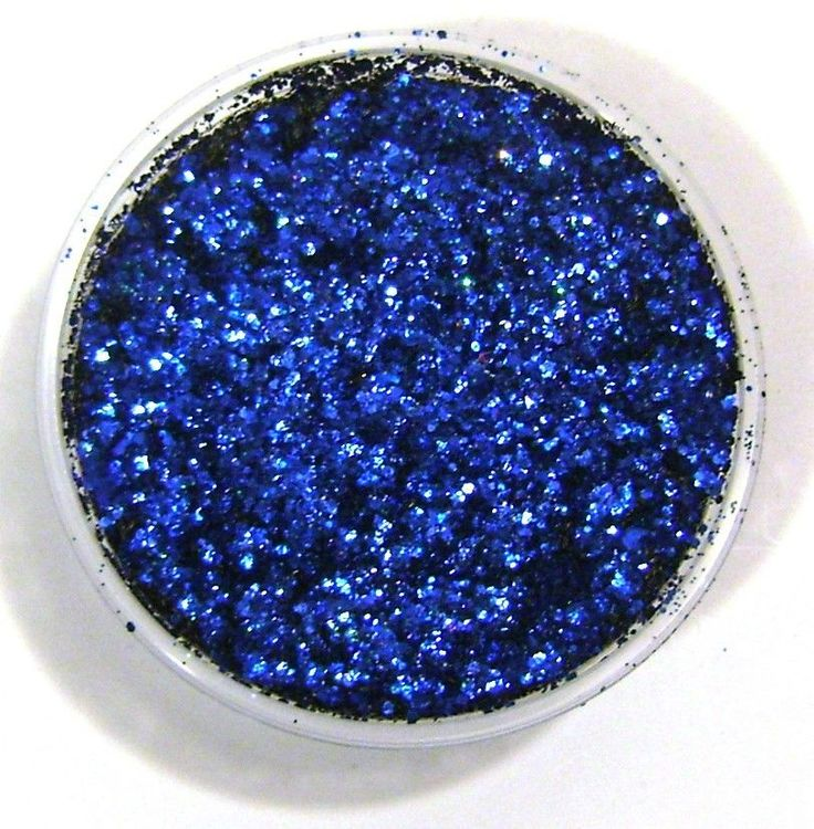 11 Oz Royal Blue Big Flakes Metal Flake Auto Paint Custom